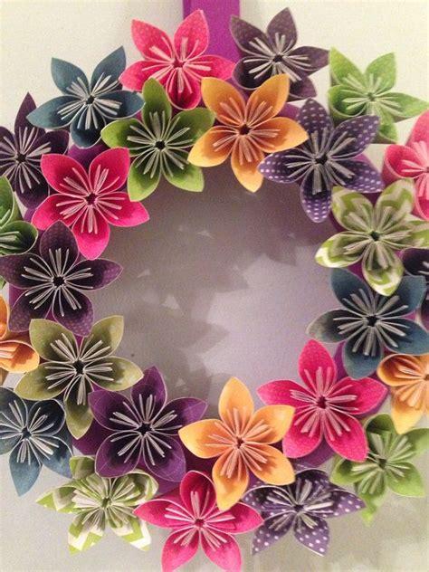 Floral Origami Paper - best 20 origami blume ideas on papierblumen