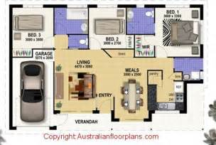 4 Bed 4 Bath Floor Plans Plan 130 Joey 3 Bedroom Low Set Home 1 Storey House