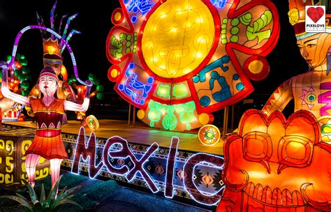 lights of the arizona lights of the lantern festival az pixelove