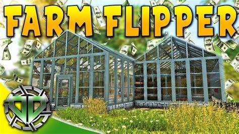 farm flipper farming sim meets house flipper farmers