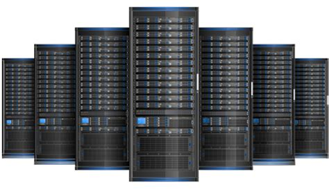 rack database safe house data center it service cloud solutions