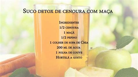 Detox De 3 Dias Sucos by 26 Best Images About Receitas Detox On Tvs