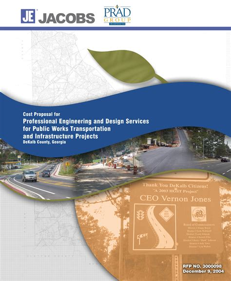 layout cover proposal proposal covers from jacobs engineering chris hollomon s