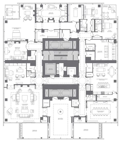 top 28 floor plans records saint mary s center for health j r romero architect tucker