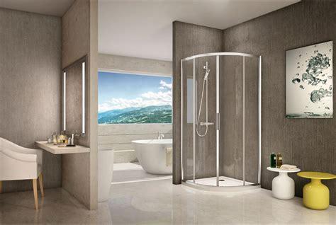 box doccia duka stila 2000 la doccia con cornice di duka