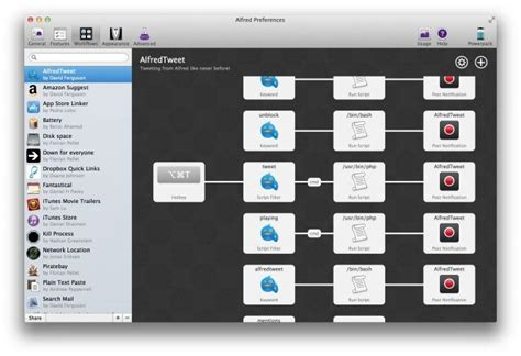 alfred workflows great workflows to help you get more done with alfred 2 0