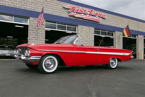 Impala Auto by 1961 Chevrolet Impala Fast Classic Cars