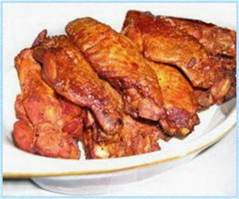 Sayap Pedes Manis 1 resep sayap ayam goreng bumbu pedas