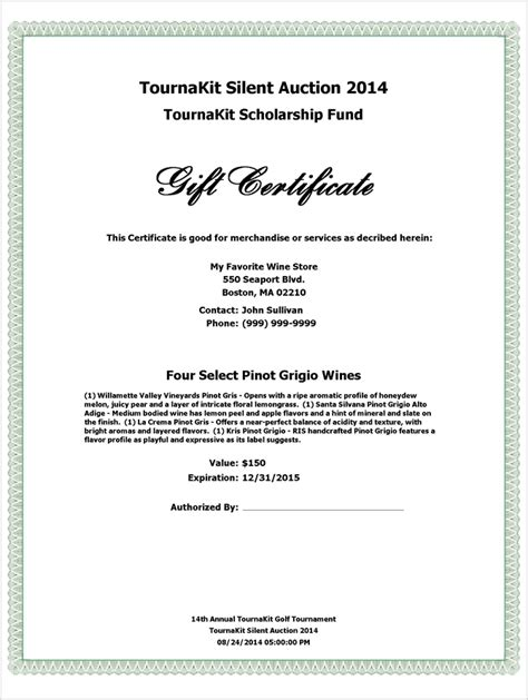 Charity Auction Forms Images 108 Silent Auction Bid Sheet Templates Auction Winner Certificate Template