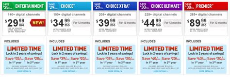directv packages as of january 2014 directv packages noble satellite country