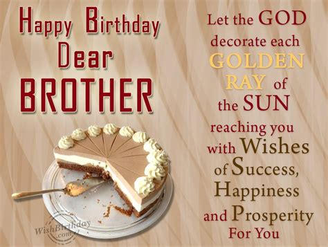 Happy Birthday Bro Quotes Happy Birthday Wishes For Brother Quotes Quotesgram
