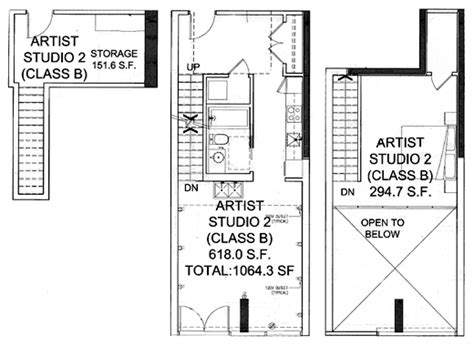 art studio floor plans studios in the artist studio award program city of vancouver
