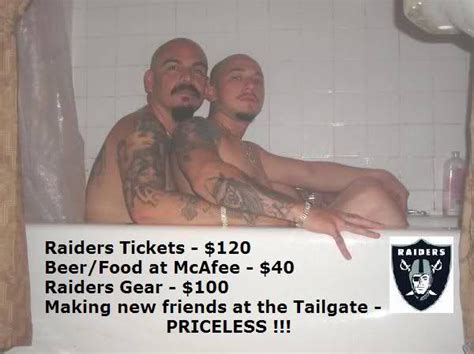 cholos in bathtub funny oakland raider pictures and memes