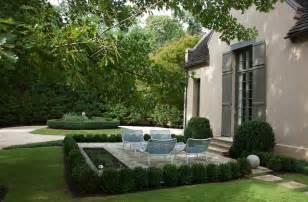 Modern french country modern patio birmingham by golightly
