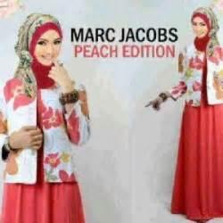 Anisa Gamis Maxi Blazer Baju Kemeja baju gamis blazer marc p 656 busana muslim remaja modern