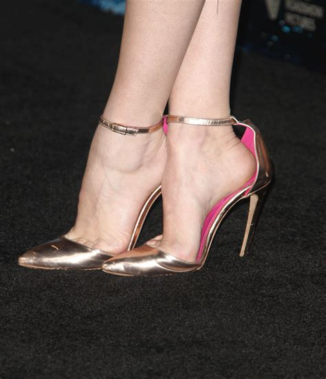 Sticking A Foot Into The Toe Cleavage Debate by Kelli Berglund S