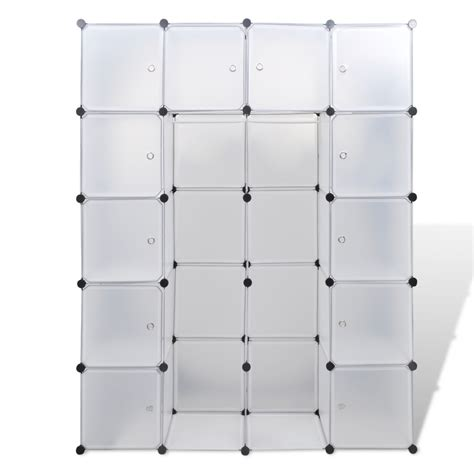armadietto fai da te scaffale armadietto in plastica fai da te guardaroba