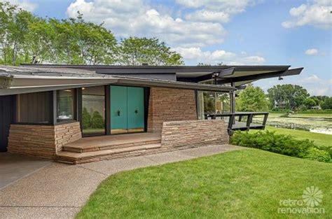 mid century modern homes stunning spectacular 1961 mid century modern time capsule house in minnesota 66 photos