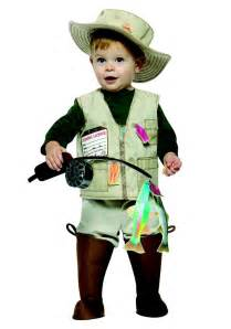 Infant Halloween Costume Infant Toddler Future Fisherman Costume