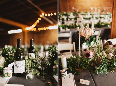 Wedding Aisle Hallelujah by Stylish Washington Loft Wedding Anje Alex Green