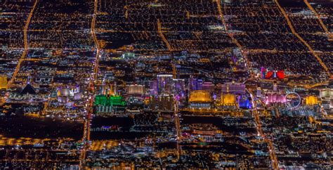 1950 Homes by Stunning Las Vegas Aerial Photos You Ve Never Seen