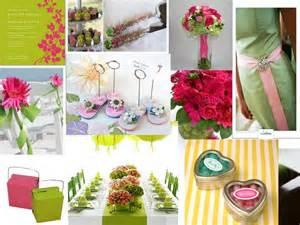 d 233 coration de mariage de printemps mariage id 233 es