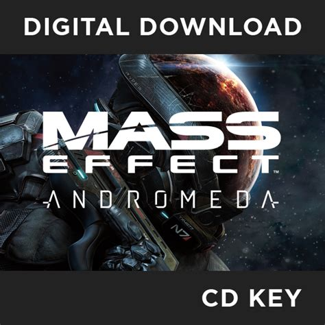 Pc Mass Effect Andromeda Digital Code In A Box mass effect andromeda pc cd key for origin 365games co uk