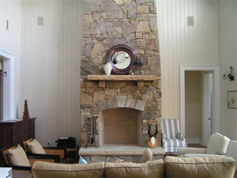 Showpiece For Home Decoration by Amiable Stone Veneer Decorative Fireplace Design In Modern