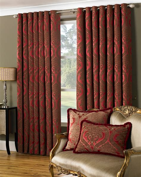 curtains for livingroom burgundy curtains for living room roy home design