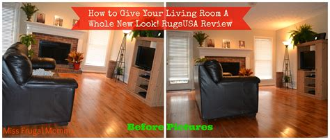 How To Place An Area Rug How To Give Your Living Room A Whole New Look Miss Frugal