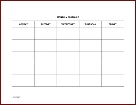 employee monthly schedule template free monthly employee work schedule template excel and 100 free