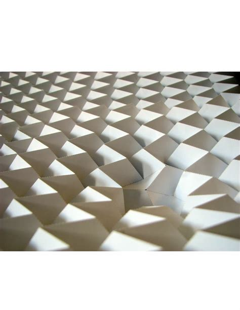 Origami Materials - new paper in journal science origami metamaterials