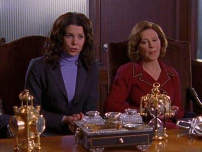 gilmore girls season  episode   tv fanatic