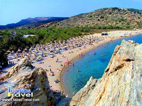 vai beach tours amp excursions crete greece