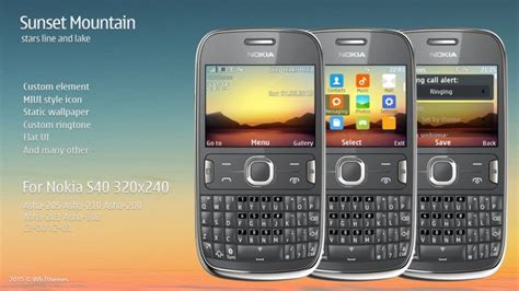 nokia 2690 c themes nokia 2690 theme creator free download mobile themes of