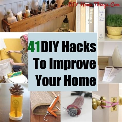 diy hacks home 41 amazing diy hacks to make your home look awesome diy home things