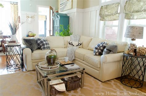 home tours fall home tour fall decorating ideas home stories a to z