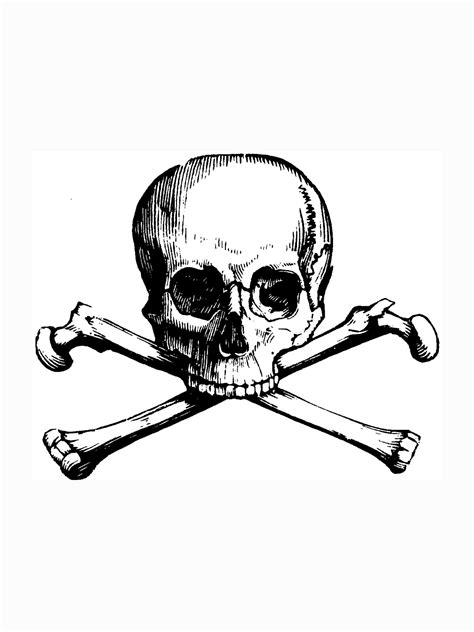 5 best images of free printable skull and crossbones how