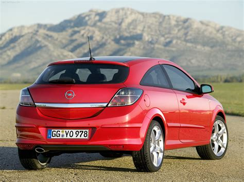 3dtuning of opel astra 3 door hatchback 2007 3dtuning