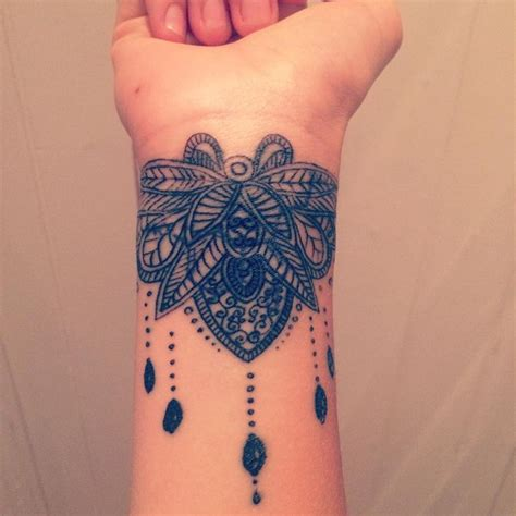 cute wrist tattoos for women the 25 best designs ideas on