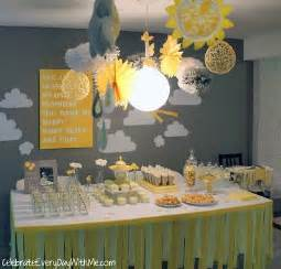 you are my decorations you are my baby shower theme the gray and