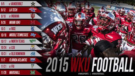 Wku Ticket Office by Football Western Kentucky Hilltoppers