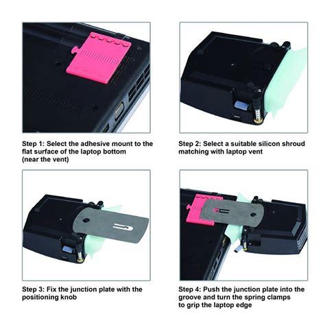Diskon Mimimo Laptop Vacuum Cooler Fan Pendigin Lapop With Lcd Displ taffware universal laptop vacuum cooler lc05 black jakartanotebook