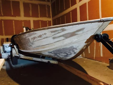 boat paint ontario can i paint my aluminum boat with rustoleum this old
