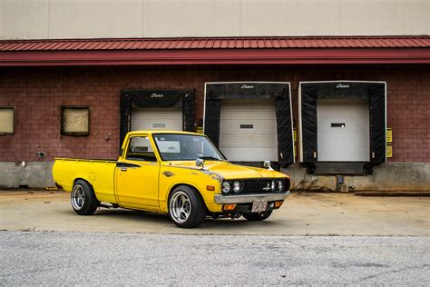 stanced trucks image gallery stanced datsun
