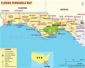 cities in florida panhandle map florida panhandle map map of florida panhandle