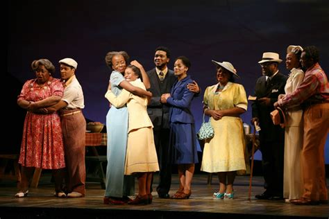 the cast of the color purple the color purple national tour soulofamerica play review