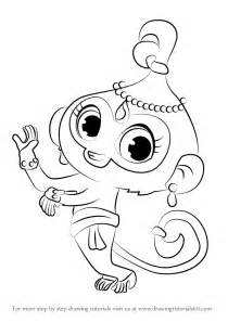 learn how to draw tala from shimmer and shine shimmer and
