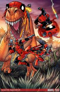 deadpool kills deadpool 4 courtesy marvel