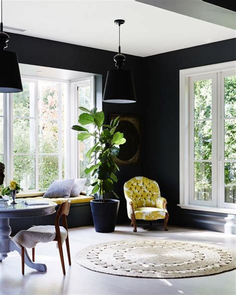 black accent wall 1000 ideas about black accent walls on pinterest black